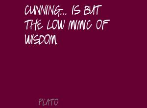Cunning quote #3