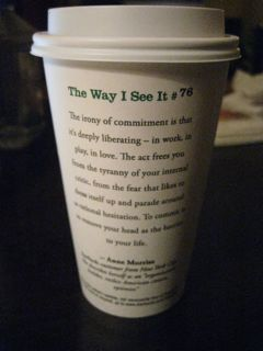 Cup quote #2