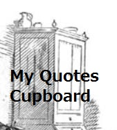 Cupboard quote #2