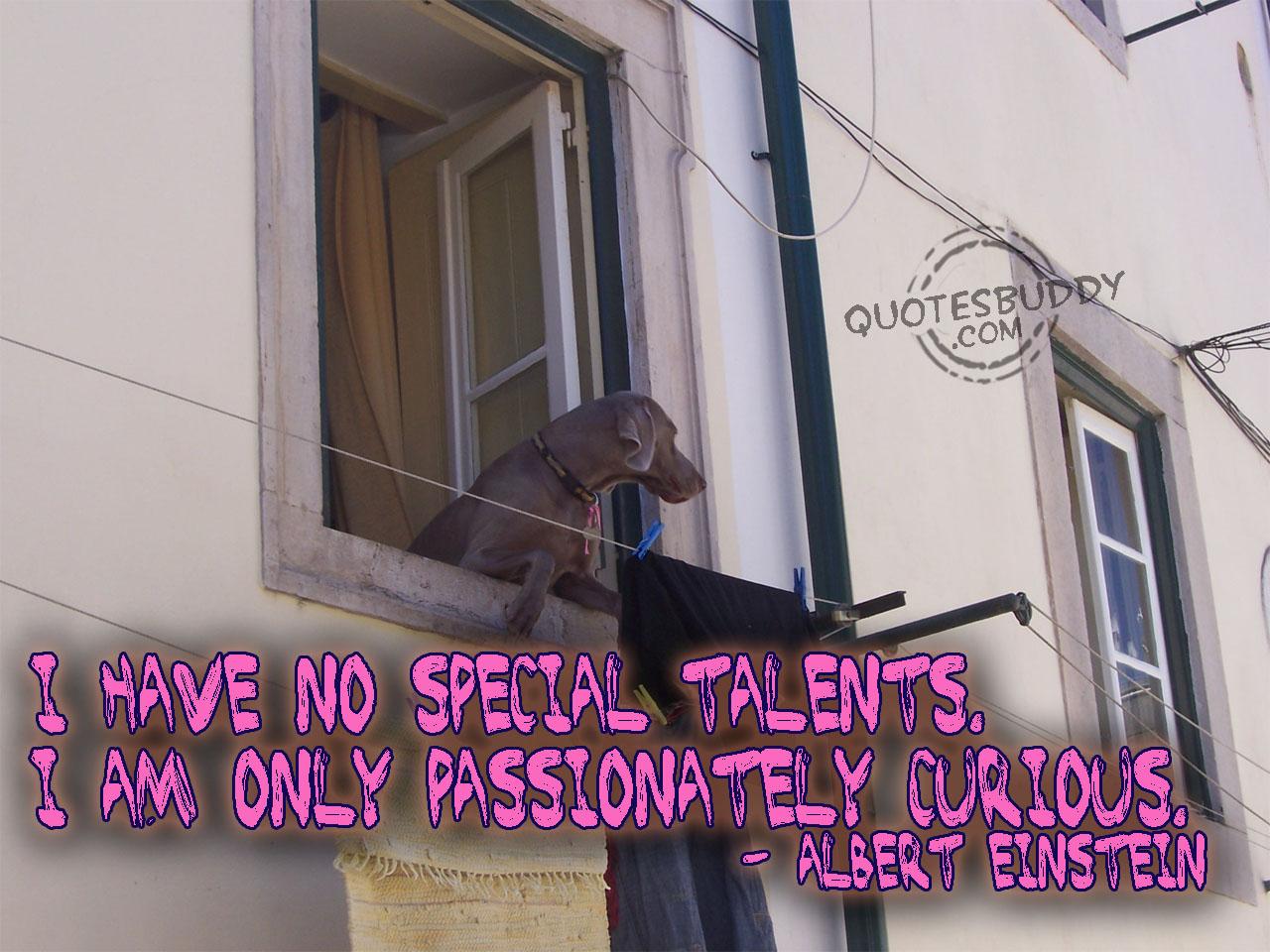 Curiosity quote #7