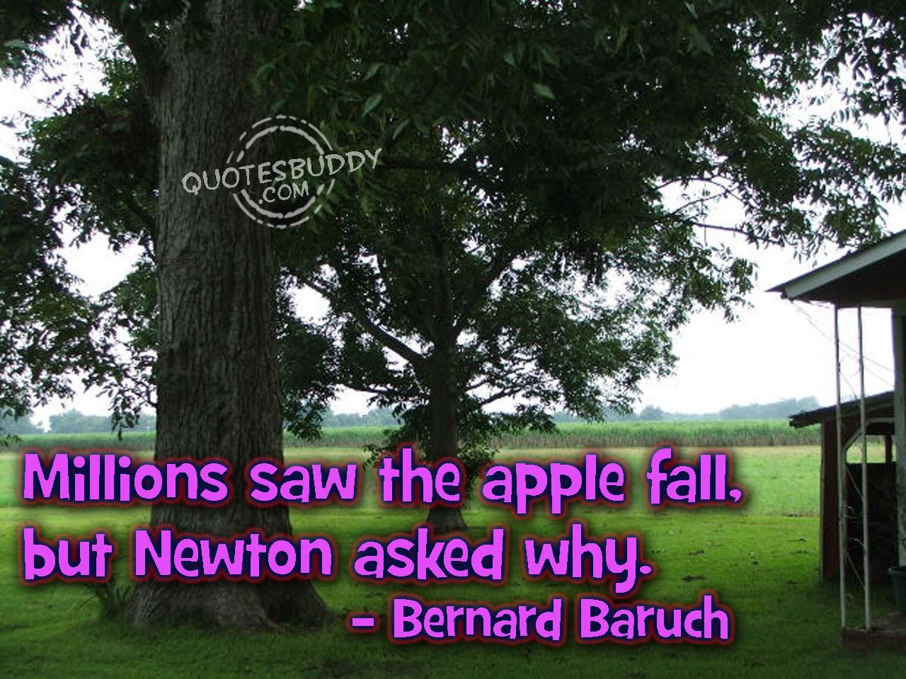 Curiosity quote #1
