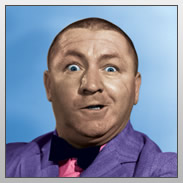 Curly Howard's quote #2