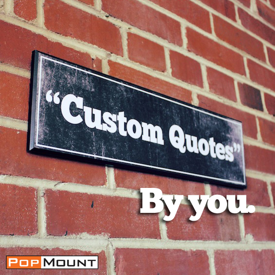 Custom quote #2