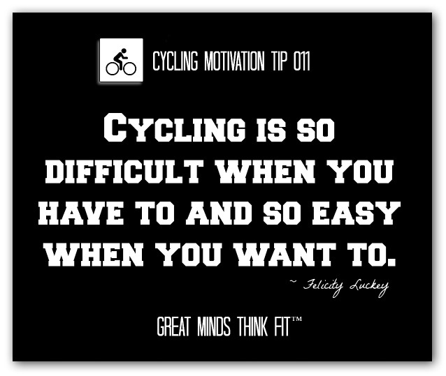 Cyclist quote #1