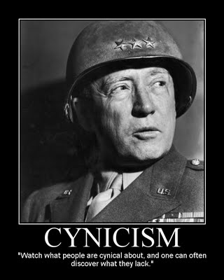 Cynicism quote #2