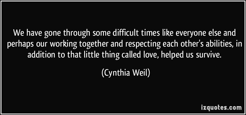 Cynthia Weil's quote #2