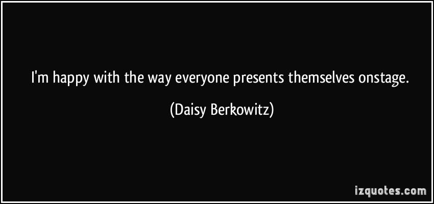 Daisy Berkowitz's quote #2