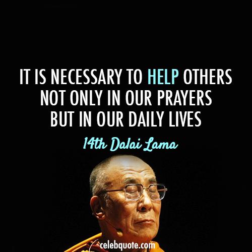 Dalai quote #1