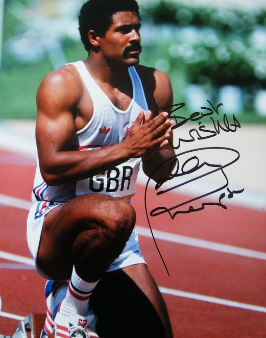 Daley Thompson's quote