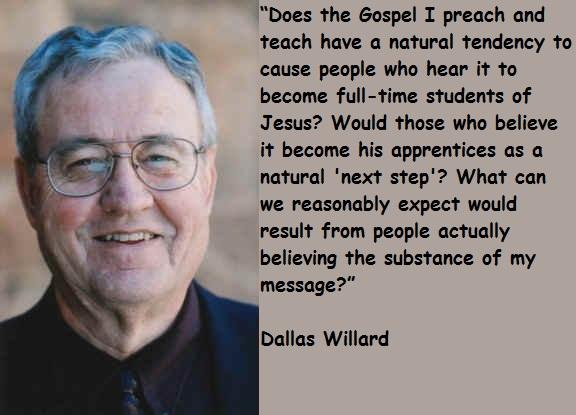 Dallas Willard's quote #1