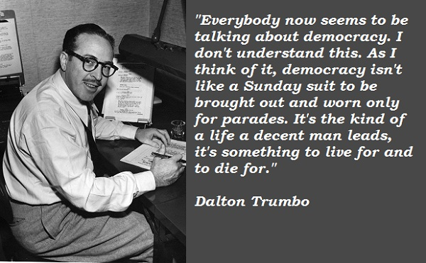 Dalton Trumbo's quote #1