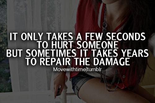 Damage quote #2