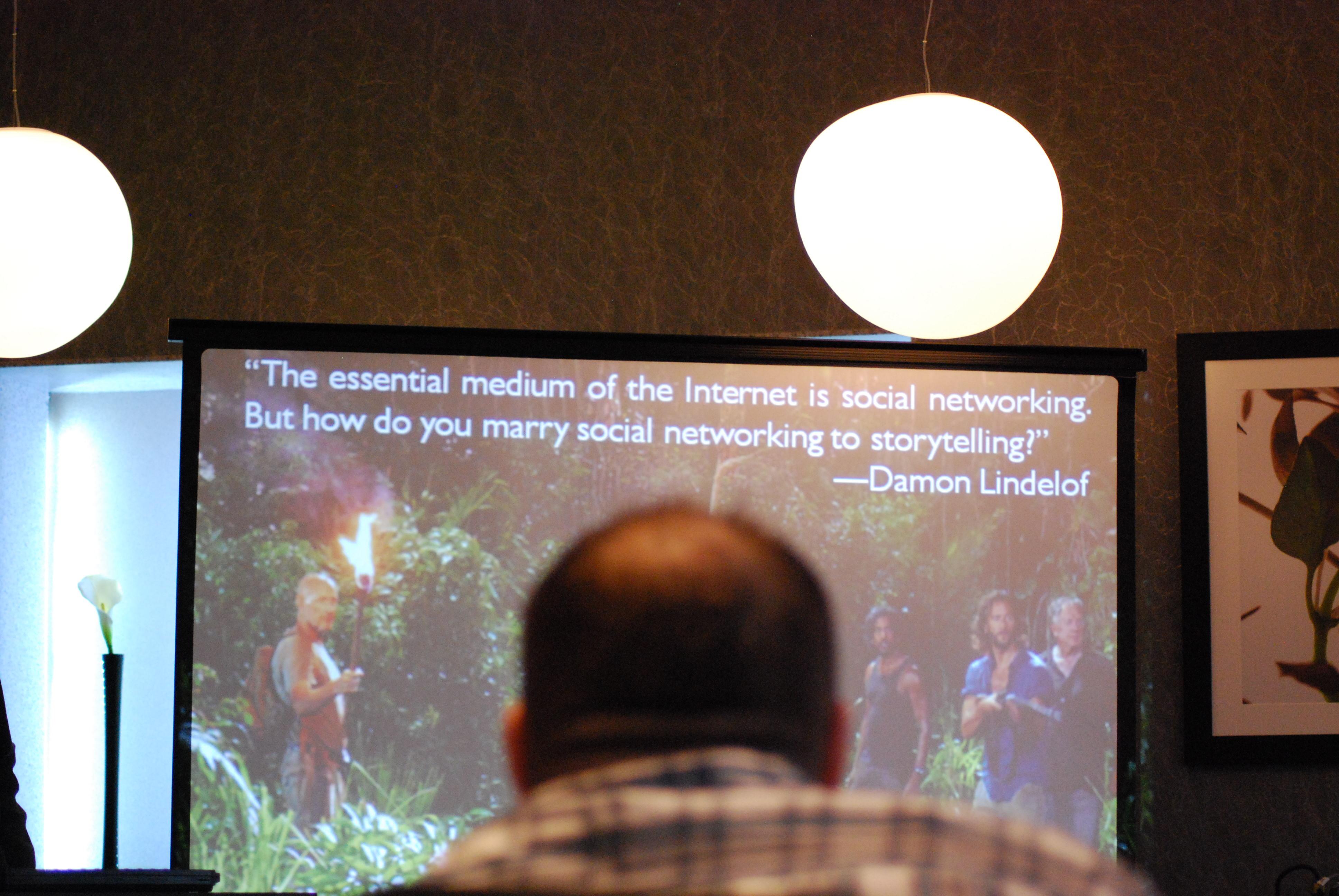 Damon Lindelof's quote #8