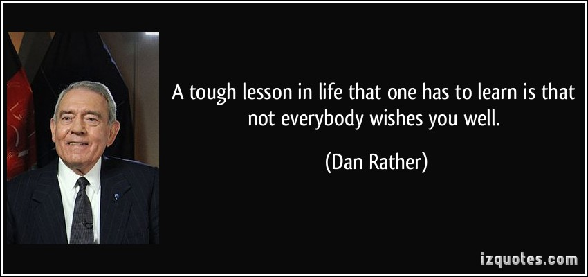 Dan Rather quote #1