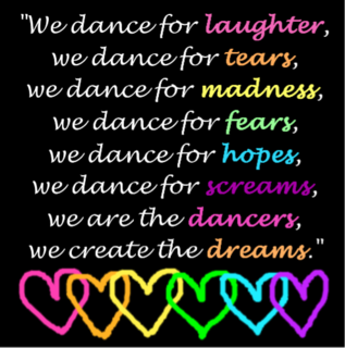 Dancers quote #1