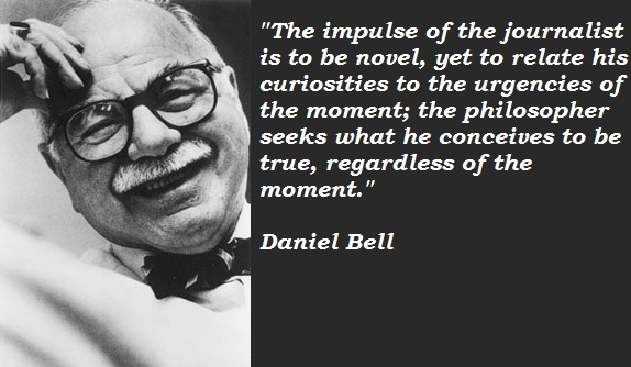 Daniel Bell's quote #1
