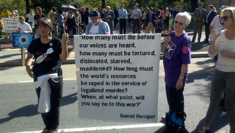 Daniel Berrigan's quote #4