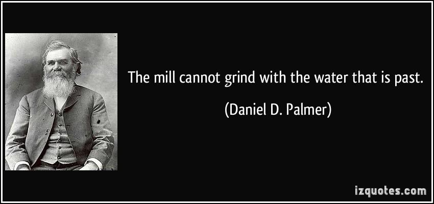 Daniel D. Palmer's quote #3