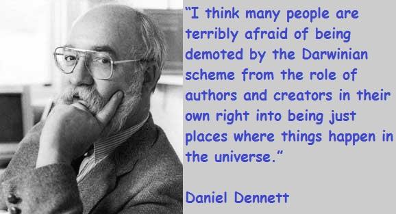 Daniel Dennett's quote #2