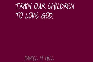Daniel H. Hill's quote #5