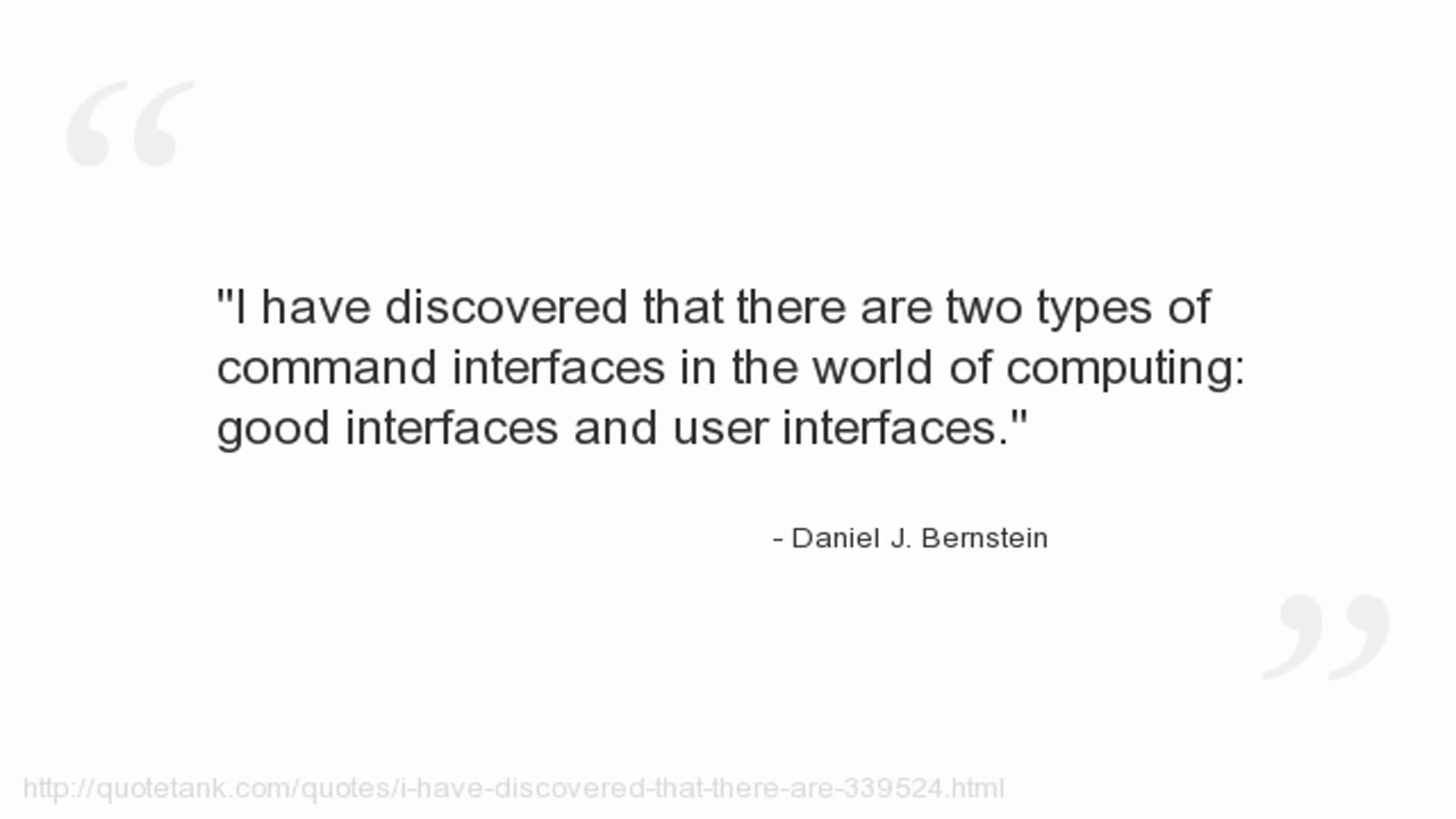 Daniel J. Bernstein's quote #1