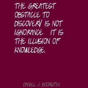 Daniel J. Boorstin's quote #5