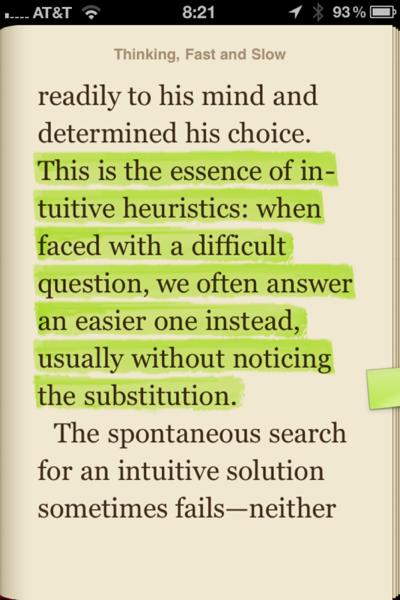 Daniel Kahneman's quote #2