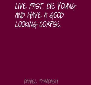 Daniel Taradash's quote #1