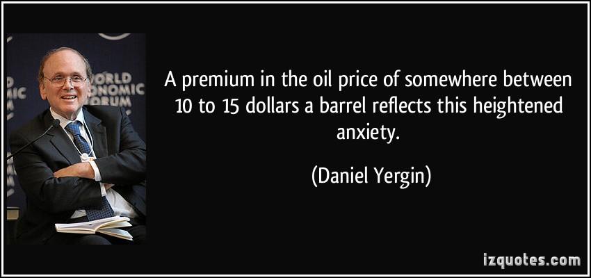 Daniel Yergin's quote #1