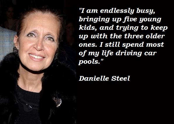 Danielle Steel's quote #1