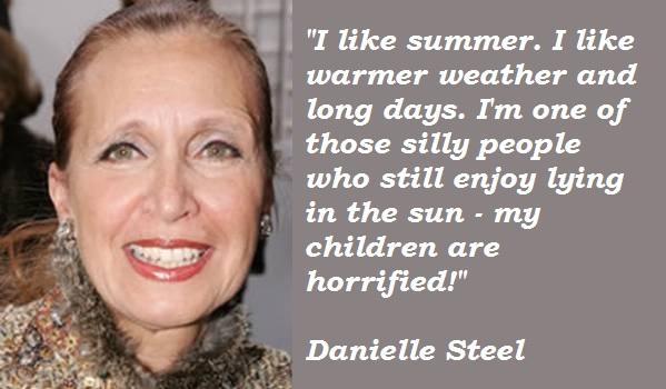Danielle Steel's quote #2