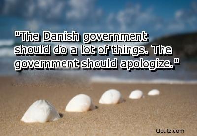 Danish quote #1