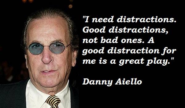 Danny Aiello's quote #2