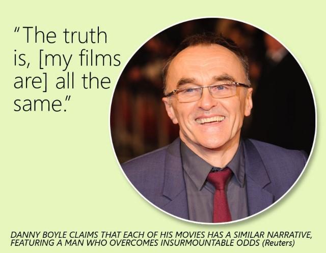 Danny Boyle's quote #6
