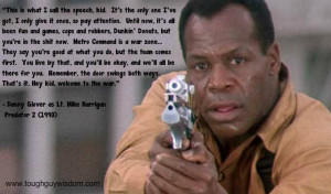 Danny Glover's quote #1
