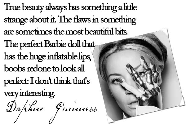 Daphne Guinness's quote #5