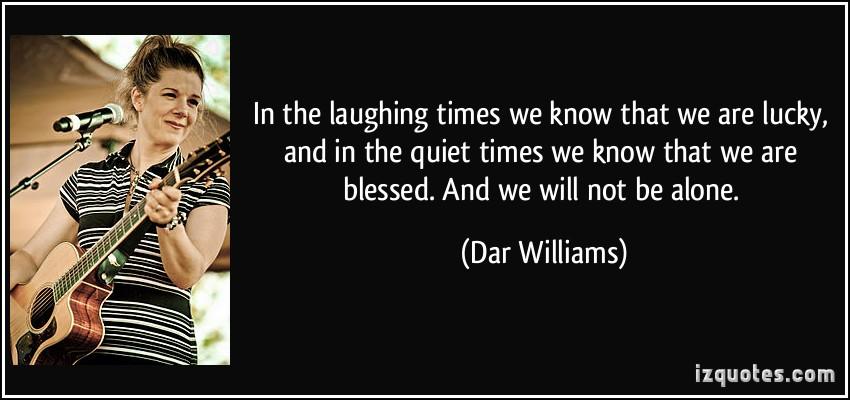 Dar Williams's quote #3