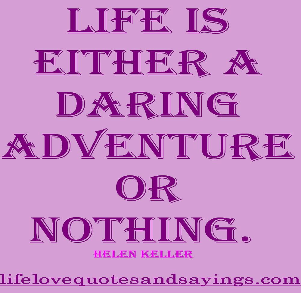 Daring quote #1
