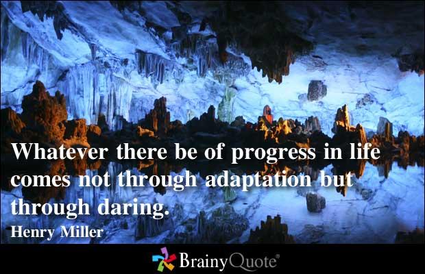 Daring quote #2
