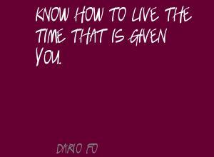 Dario Fo's quote #2