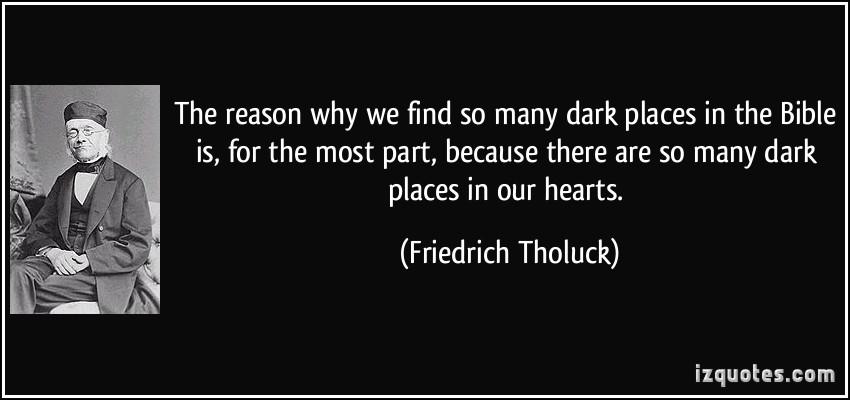 Dark Places quote #1