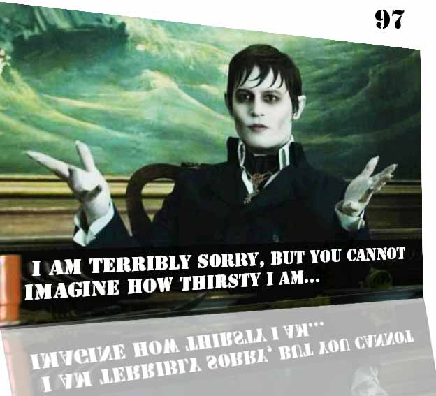 Dark Shadows quote #1