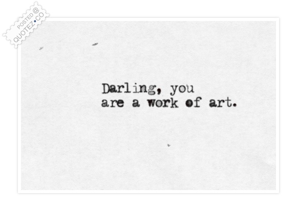 Darling quote #2