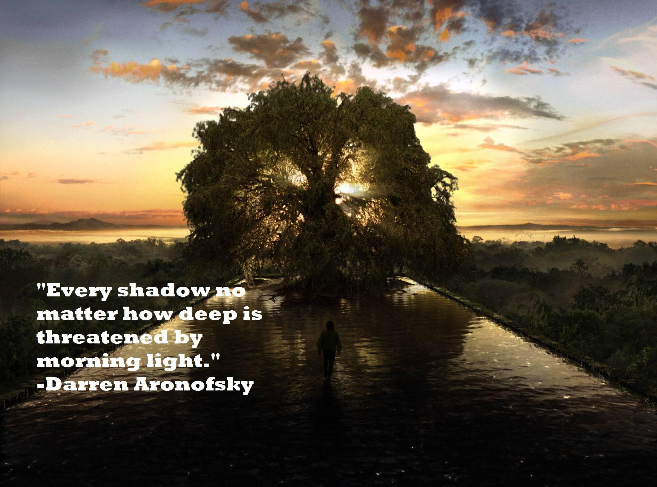 Darren Aronofsky's quote #6