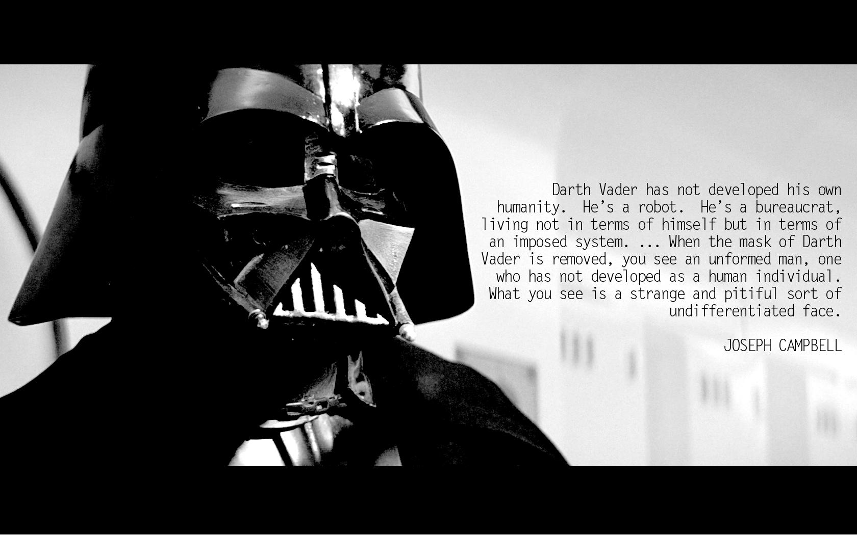 Darth quote #1