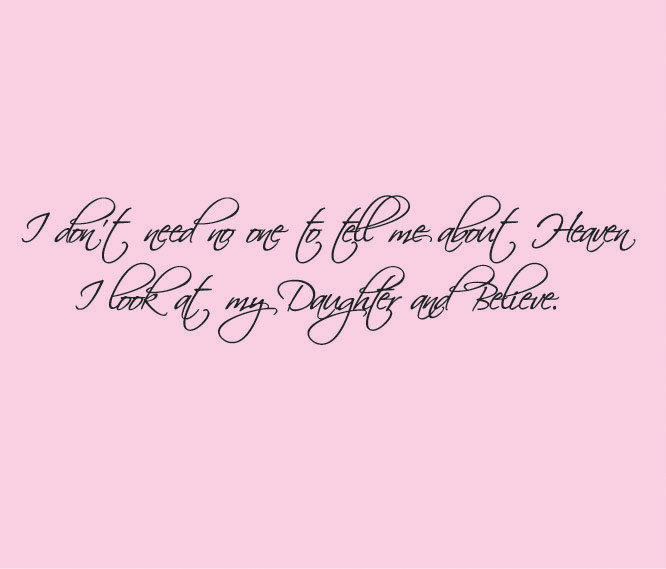 Daughter quote #3