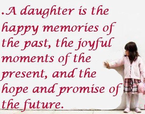 Daughter quote #6