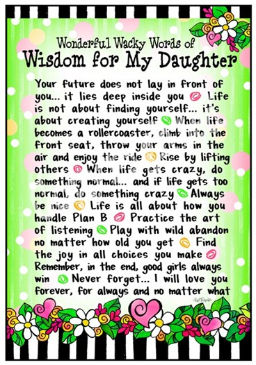 Daughter quote #7