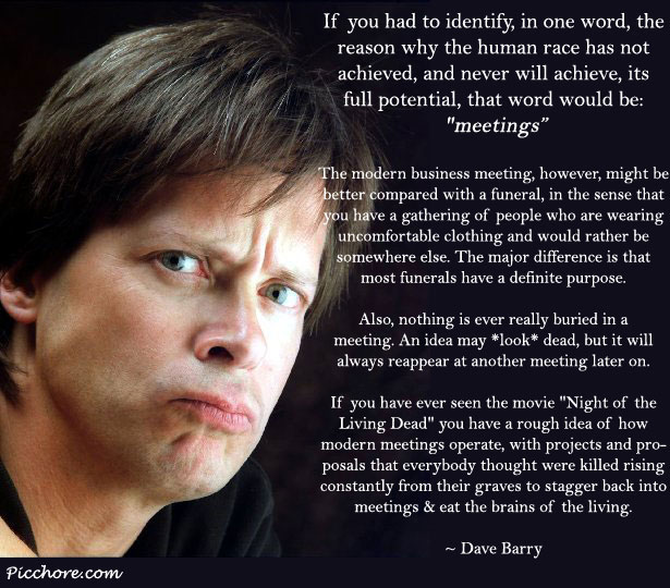 Dave Barry's quote #2
