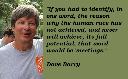 Dave Barry's quote #5